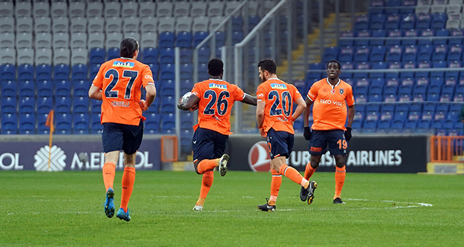 Başakşehir ligde 10 maçtır galip gelemiyor