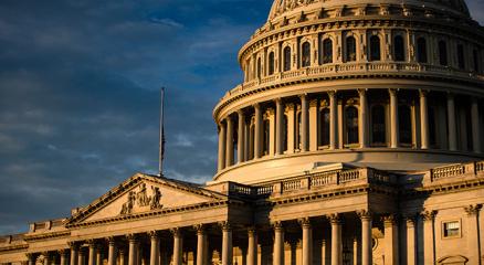 ABDde Kongre binasında güvenlik önlemleri yeniden arttırıldı