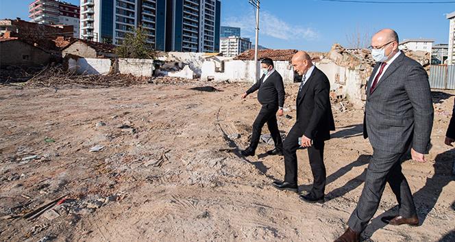 İzmir'de kentsel dönüşüm 2 yılda hız kazandı