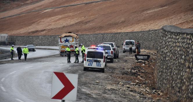 Şırnak'ta zincirleme trafik kazası: 6 yaralandı