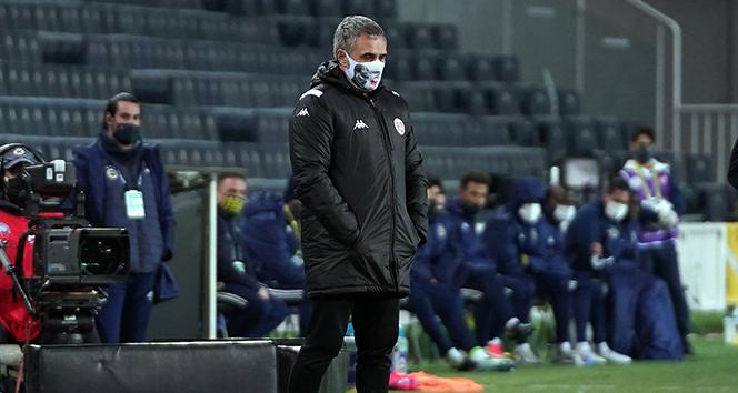 Ersun Yanal'ın Süper Lig'de 500. maçı