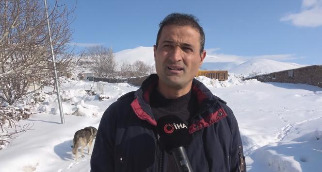 Helikopter enkazına ilk ulaşan vatandaş İHA'ya konuştu