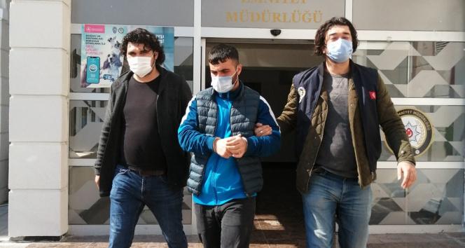 22 yıl hapis cezası ile aranan şüpheli Mersin'de yakalandı