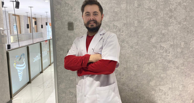 """Dr. Mustafa Kadir Toktaş: """"Pandemi sürecinde diş sağlığı sorunları arttı"""""""