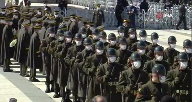 Bitlis şehitlerinin naaşları devlet töreni için Ankara'ya getirildi