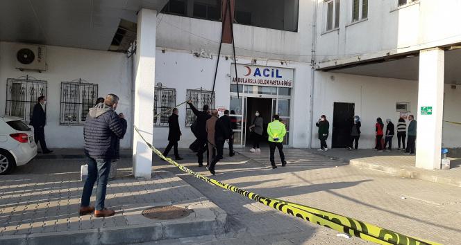 İki güvenlik görevlisini yaralayan baba ve oğlu tutuklandı