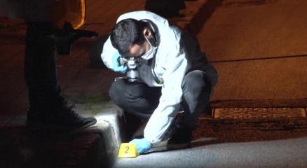 Kadıköyde site önünde psikoloğa silahlı saldırı