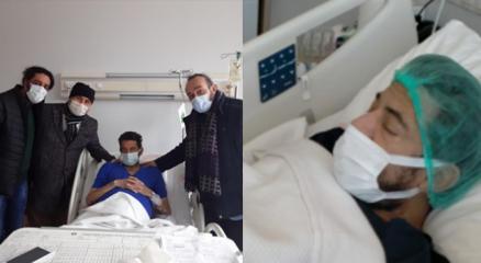 Hakan Taşıyan'a karaciğer nakli yapıldı