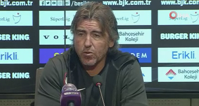 Ricardo Sa Pinto: 'Hakem kırmızı kartı atlamasa, bu maç farklı olurdu'