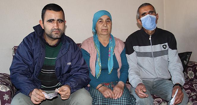 Acılı anne hırsızlara seslendi: 'Çaldığınız paralar engelli çocuğumun geleceğiydi'
