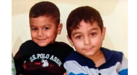 Çekmeköyde kayıp 2 kardeş içi su dolu asansör boşluğunda ölü bulundu