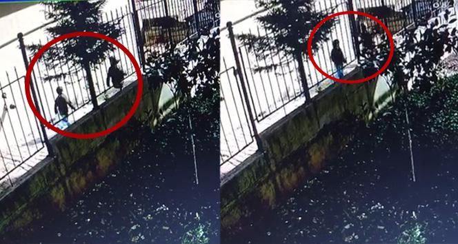 Çekmeköy'de inşaatta ölü bulunan 2 çocuğun son görüntüleri ortaya çıktı