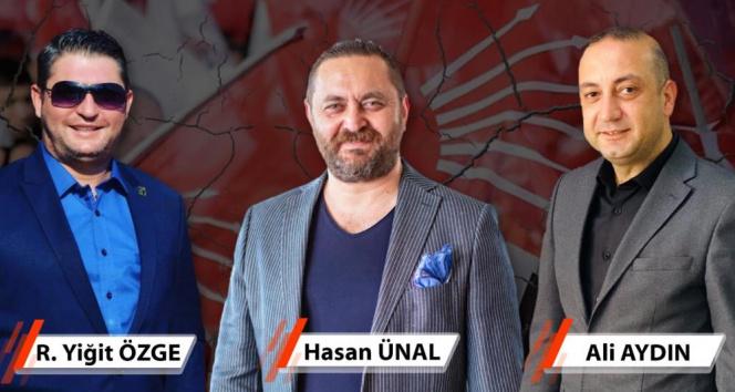 CHP İzmir'de istifalar: Üç CHP'li meclis üyesi istifa etti