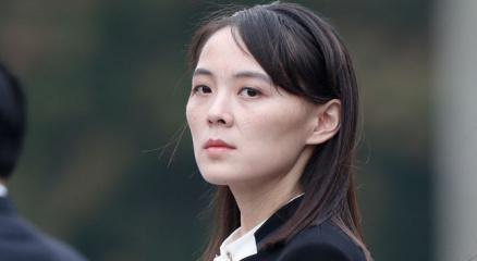 """Kim Jong-unun kız kardeşinden ABDye sert sözler: """"Bela çıkartmaktan kaçınsalar iyi olur"""""""