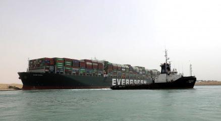 Süveyş Kanalını tıkayan dev geminin sahibi Japon şirketten özür