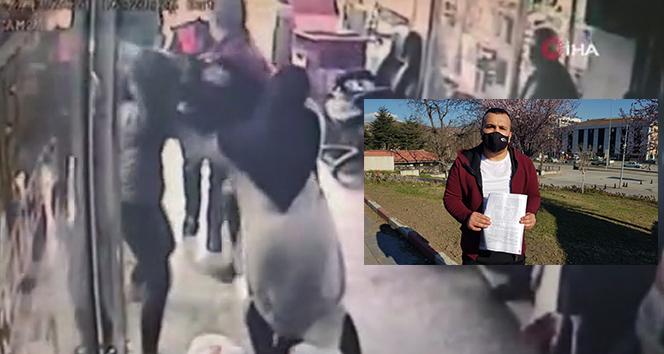 Polisle tartıştıktan sonra gözaltına alınan anne ile oğlu ve kızı serbest bırakıldı