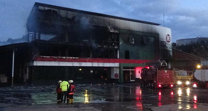 Anamur'daki yangın kontrol altına alındı