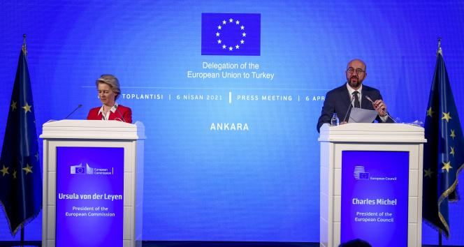 AB Komisyonu Başkanı Leyen: 'Türkiye, aslında yapıcı bir şekilde tekrar ilişki kurmak istediğini gösterdi'