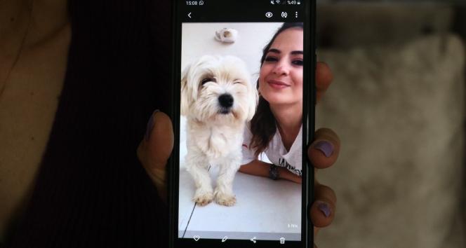 MS hastası genç kız 'o olmadan yaşayamam' dediği köpeğini getirene ödül verecek