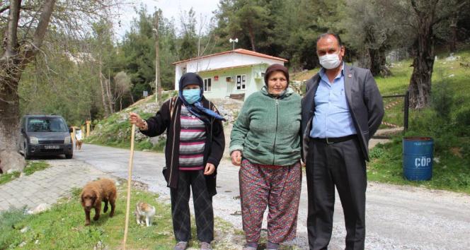 Sek köyü 36 yıl sonra ezan sesine kavuştu