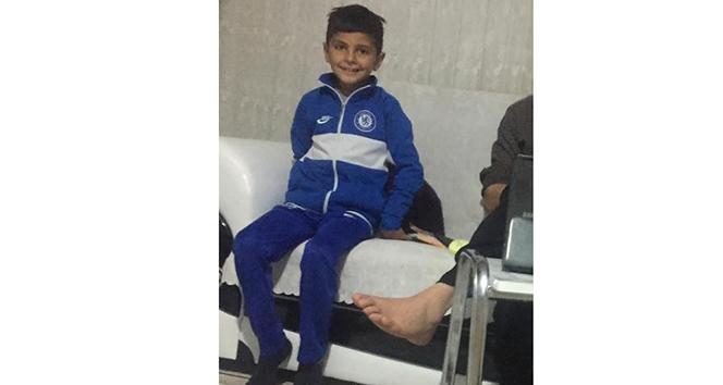 Ağrı'da 8 yaşındaki çocuk kayboldu