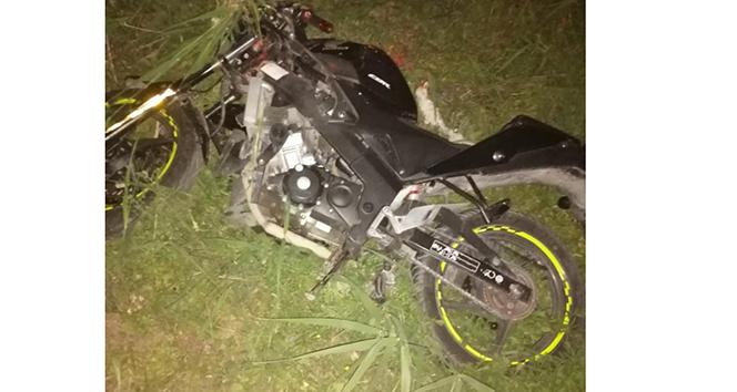 İzmir'de feci kaza: Metrelerce sürüklenen motosiklet sürücüsü yaşamını yitirdi