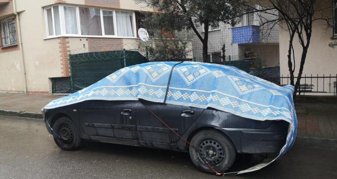 İstanbul'da Meteoroloji'nin uyarısının ardından 'dolu' önlemi
