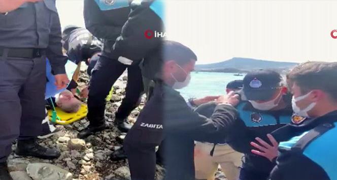 İzmir'de askeri uçak düştü! 2 pilotumuz sağ olarak kurtarıldı