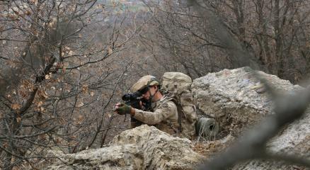 MSB: 4 PKK/YPGli terörist etkisiz hale getirildi