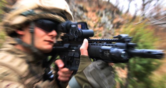 İçişleri Bakanlığı: '4 terörist, silahlarıyla birlikte etkisiz hale getirildi'