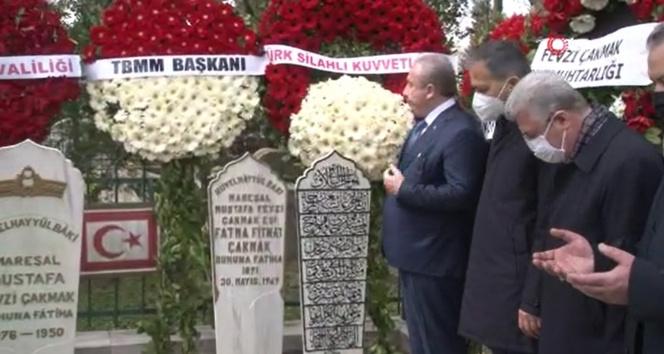 TBMM Başkanı Şentop: 'Mareşal Fevzi Paşa ordunun politikaya karışmasına asla razı değildi'