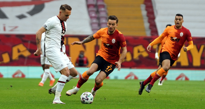 Süper Lig: Galatasaray: 1 - Fatih Karagümrük: 1 (Maç sonucu)