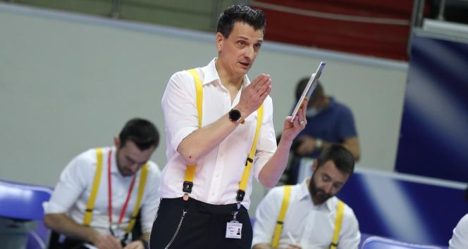 VakıfBank Kadın Voleybol Takımı'nın Başantrenörü Giovanni Guidetti: 'Takımım pes etmedi'