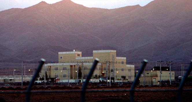 İran, Natanz Nükleer Tesisi'nde meydana gelen kazayı 'terör saldırısı' olarak nitelendirdi