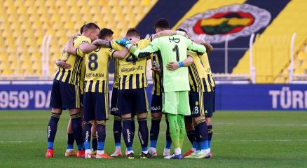 Fenerbahçede 11de 3 değişiklik