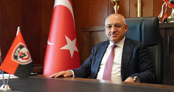 Gaziantep FK'da Başkanı Mehmet Büyükekşi: 'Hakemlerden memnun değiliz'