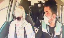 Turistlerden 4 bin dolar çalan 'yankesici' taksi şoförü kamerada