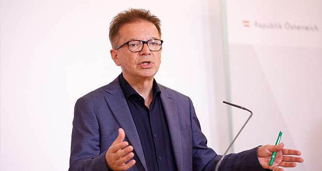 Avusturya Sağlık Bakanı Anschober'den istifa kararı