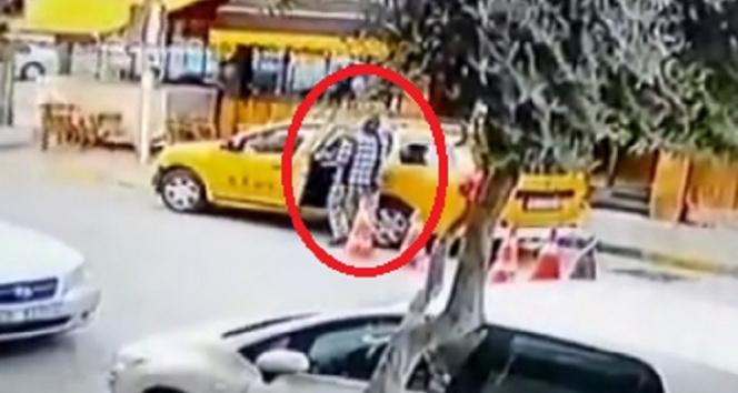 İzmir'de taksi kaçıran kadından pes dedirten savunma: 'Aklıma esti, öyle yaptım'