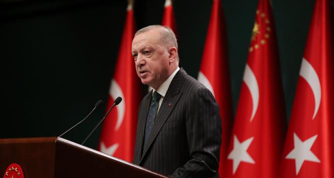 Cumhurbaşkanı Erdoğan'dan net 'Kanal İstanbul' mesajı