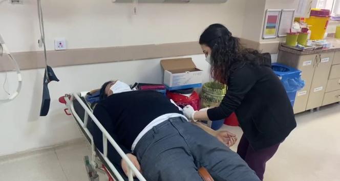 Yaralı makinistlerin tedavisi sürüyor