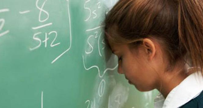Çocuklarda öğrenme güçlüğüne dikkat