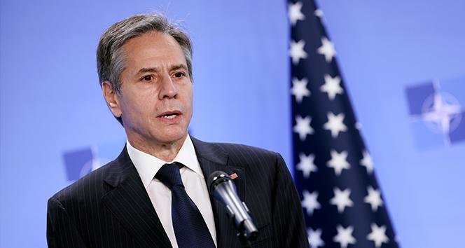 ABD Dışişleri Bakanı Blinken: 'Afganistan'daki birliklerimizi eve getirme zamanı'