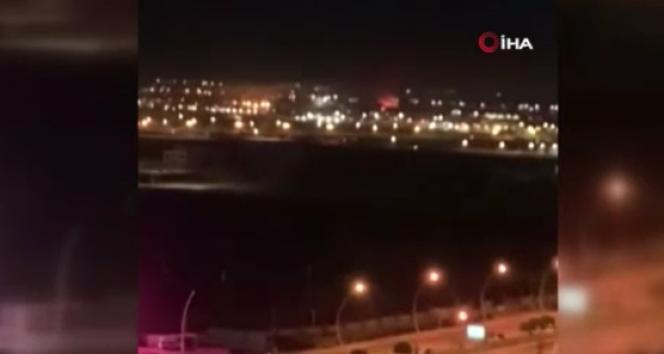 Erbil Valisi Hoşnav: 'Saldırı herhangi bir hasara yol açmadı'