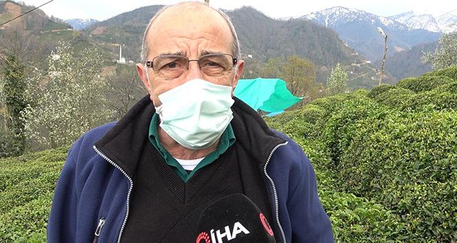 Korona virüsten 8 yakının kaybeden Rizeli yetkililere seslendi: 'Bizi araştırın, aşı için öncelik verin'