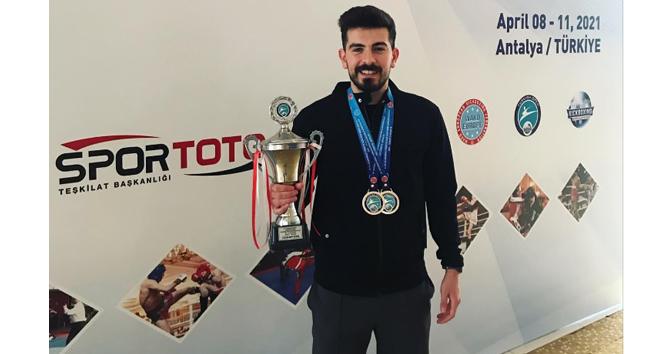 6'ncı Uluslararası Türkiye Kick Boks Avrupa Kupası son buldu