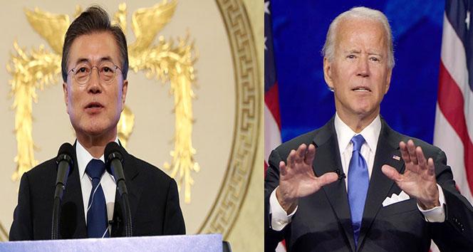 Güney Kore ve ABD liderleri Mayıs ayında bir araya gelecek