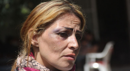 Şiddet mağduru mimarın, İrandaki idam cezasından kaçarak Türkiyeye sığındığı ortaya çıktı