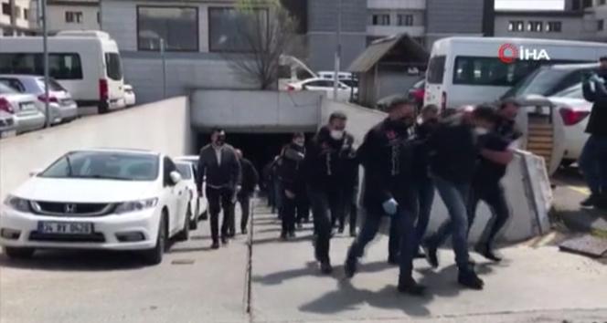 Sedat Peker operasyonunda gözaltına alınan 49 şüpheliden 10'u tutuklandı