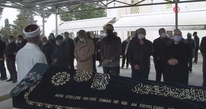 Hasan Polatkan'ın eşi Mutahharre Polatkan son yolculuğuna uğurlandı
